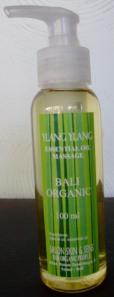 Massage Oil Olive and Soya Oil Kemasan 100ml, Harga Tanpa Pump Rp. 25.000,-